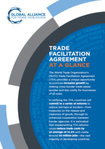 Trade Facilitation Agreement, At a glace